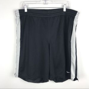 Nike Basketball Shorts Pull On Active Bottoms